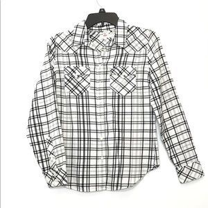 Levi's Tailored fit  Plaid Button Down
